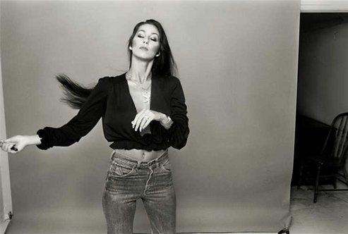 Cher, Los Angeles, CA, 1973