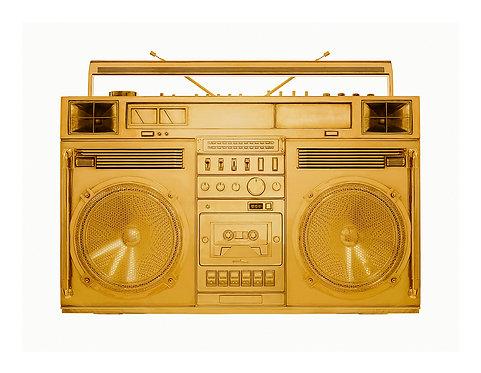 Gold Boombox .002