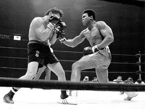 Muhammad Ali vs. Oscar Bonavena