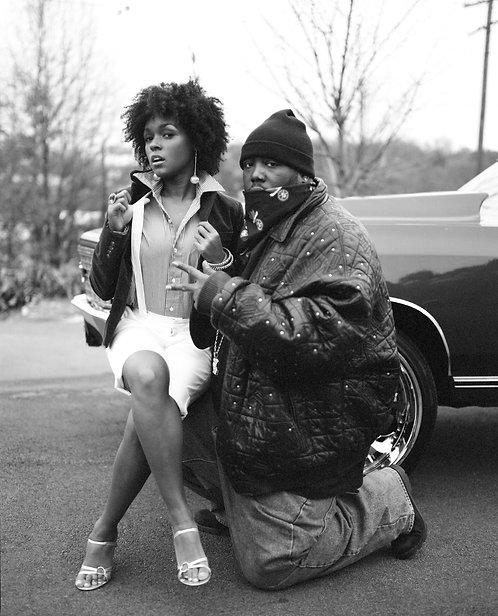 Janelle Monae Robinson & Killer Mike