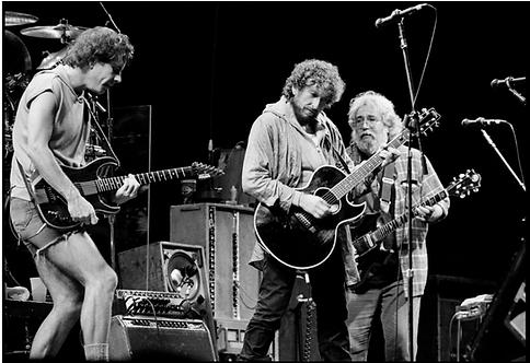 Bob Dylan and Grateful Dead