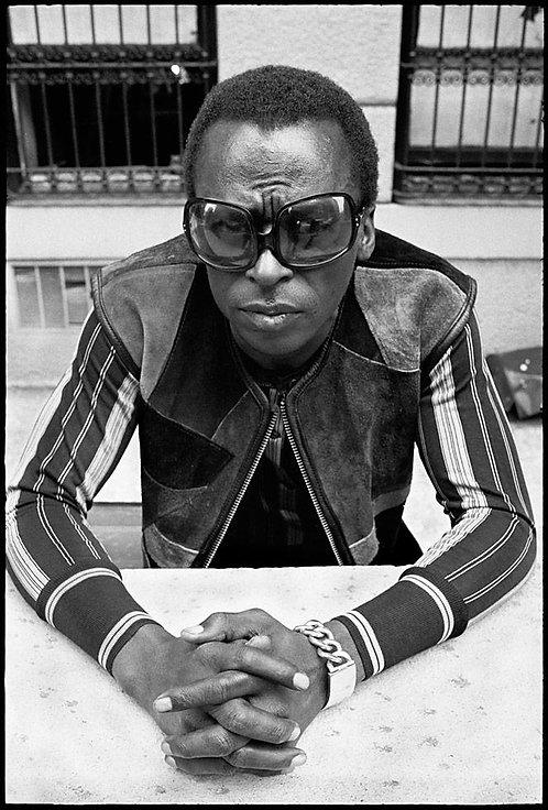 Miles Davis, NYC, 1969