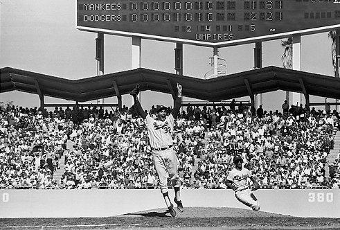 Sandy Koufax, World Series, 1963