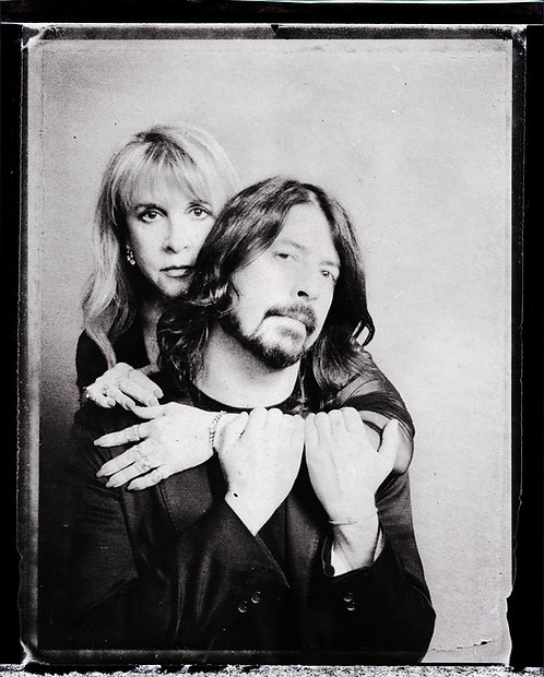 Stevie Nicks & Dave Grohl