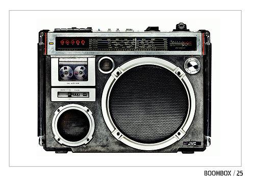 Boombox 25