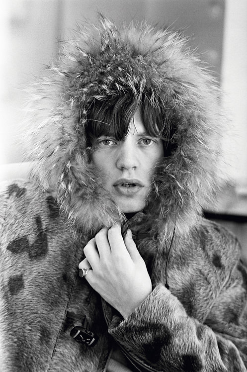 Mick Jagger, The Rolling Stones, London, 1964