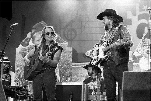 Willie Nelson & Waylon Jennings, Farm Aid