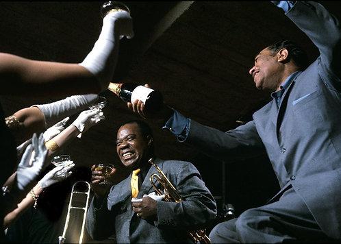 Duke Ellington & Louis Armstrong