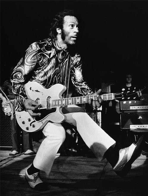Chuck Berry, 1972