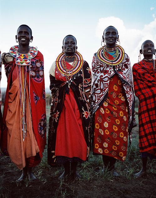 4 Maasai
