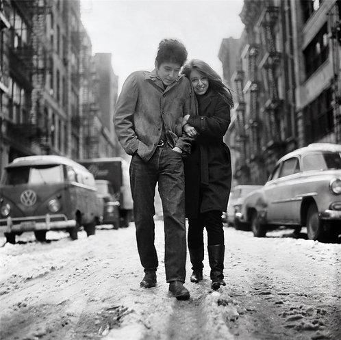 Bob Dylan & Suze Rotolo, New York City 1963