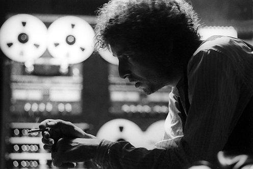 Bob Dylan at S.I.R. studios