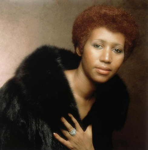 """Aretha Franklin,""""Let Me in Your Life,"""" 1974"""