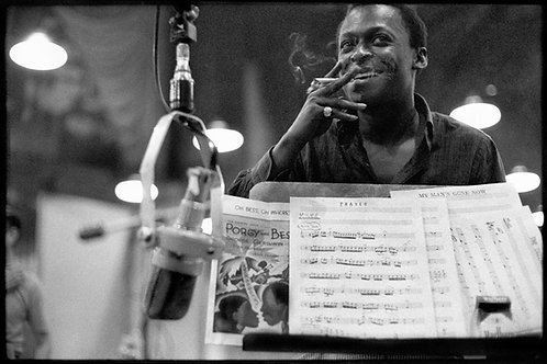 Miles Davis, New York City 1958