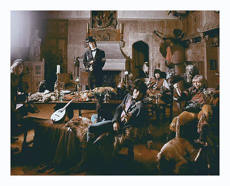 "Rolling Stones-Beggar's Banquet ""Stones into Camera"""