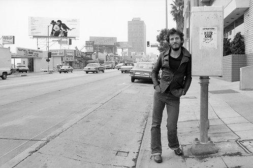 Bruce Springsteen, Los Angeles, 1975