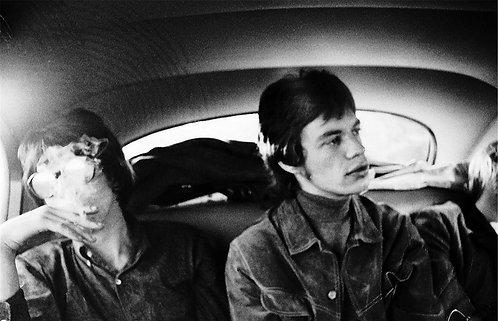 Mick Jagger & Keith Richards, 1967