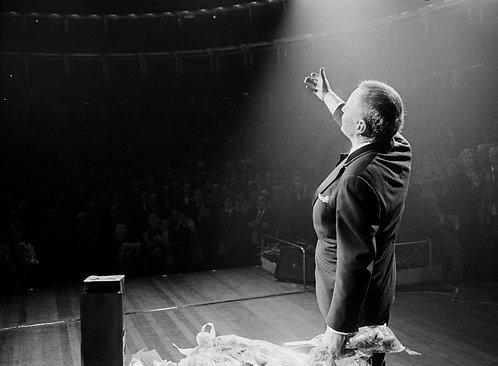 Frank Sinatra, Royal Albert Hall, London, 1975