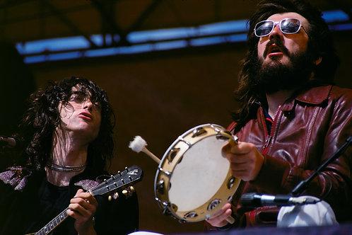 Jimmy Page & John Bonham