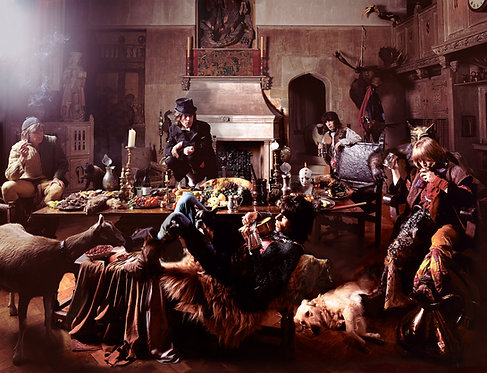 """Rolling Stones """"The Banquet"""""""