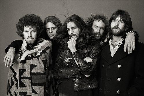 The Eagles, Los Angeles, CA, 1976
