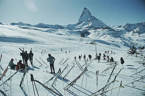 Zermatt Skiing 2