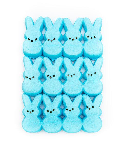 Blue Peeps 12