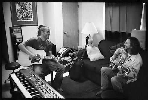 Jack Johnson & Eddie Vedder