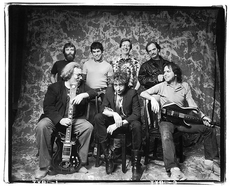 The Grateful Dead & Bob Dylan