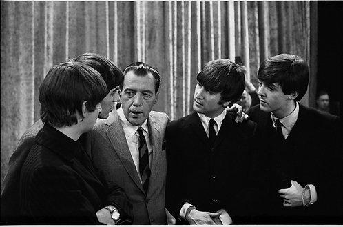 The Beatles on the Ed Sullivan Show, 1964