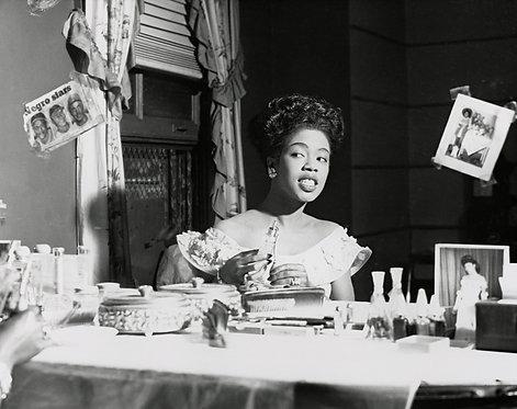 Sarah Vaughan, Chicago, IL, 1948