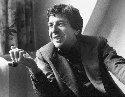 Leonard Cohen, 1974