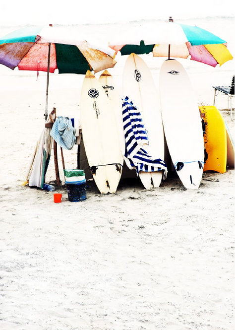 Surfboards, India
