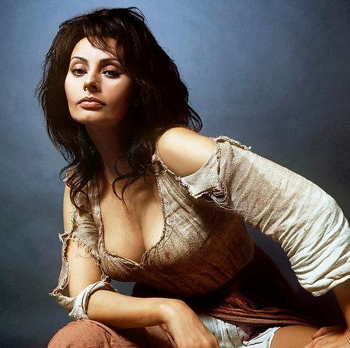 Sophia Loren, 1972