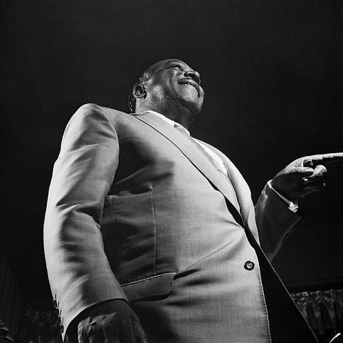 Count Basie, Chicago, IL, 1962