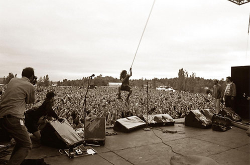 Pearl Jam - Drop In the Park, Seattle 1992