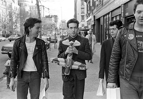 The Cure, Hurrah's, New York City, 1980