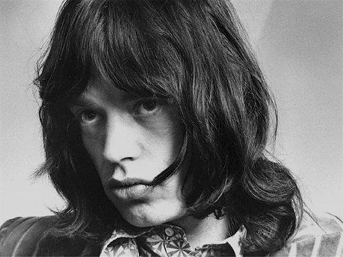 Mick Jagger, 1968