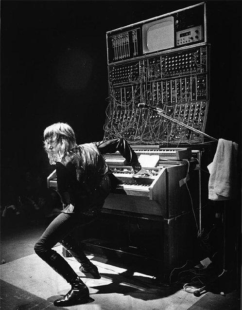 Keith Emerson, 1973