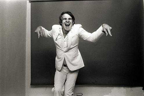 "Steve Martin, Los Angeles, CA, 1974, ""In The Zone"""
