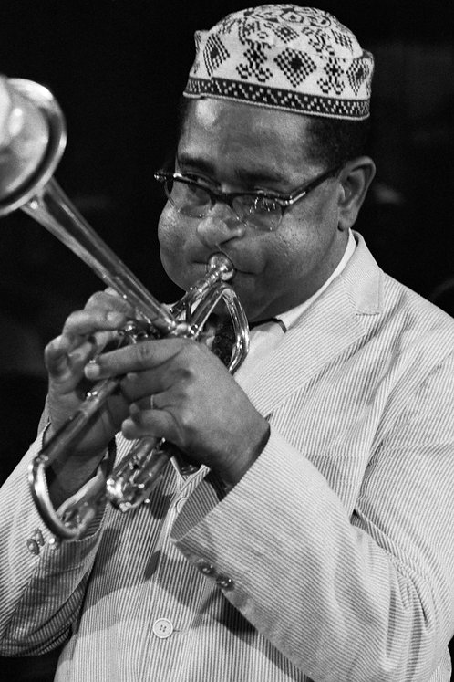 Dizzy Gillespie, Chicago, IL, 1961