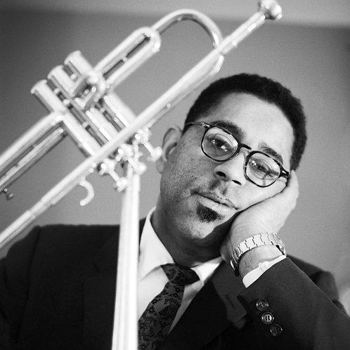 Dizzy Gillespie, June 1960