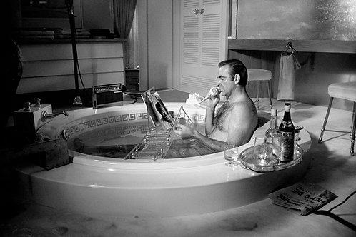 Sean Connery, Las Vegas, NV, 1971