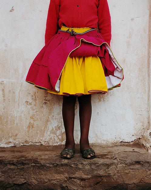 Pink Skirt II