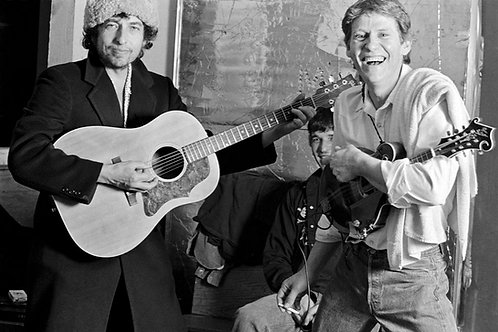 Bob Dylan & Levon Helm