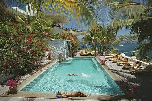 Pool at Las Hadas