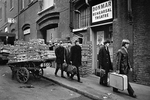 The Rolling Stones, London, 1963