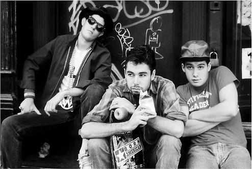 Beastie Boys -Stoop
