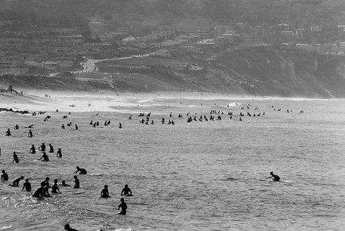 Torrance Beach, 1964