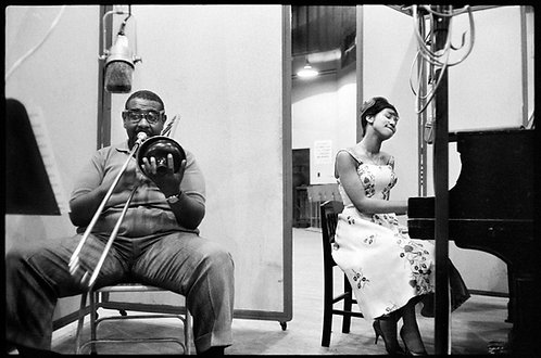 Aretha Franklin, New York City 1960